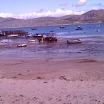 Morfa Nefyn beach